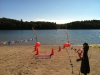 Moreau Lake Aquathlon/Swims - Photo GLR